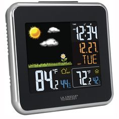 La Crosse Technology Wireless Color Digital Weather Forecast Station