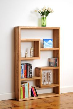 Unique Bookshelf Ideas for Your Home #pin_it #diy #sustentabilidade #stuff @mundodascasas www.mundodascasas.com.br