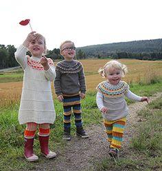 barn - kjoler - Pickles