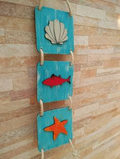 Wood Pallet Signs, Wood Pallets, Butterfly Wall Art, Beach Signs, Dog Houses, Beach Art, Wood Crafts, Stencils, Objects