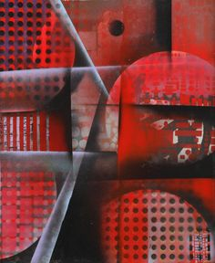 Universo (Xaime Quesada Blanco, 1998) 1975, Abstract, Artwork, Painting, Pintura, Art, Universe, White People, Summary