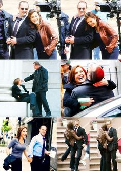 SVU. They love each other so much!