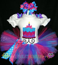 Custom baby or toddler girl appliqued puff by LilyBellasBoutique, $59.95
