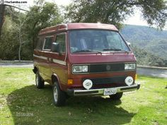 TheSamba.com :: VW Classifieds - 1987 VW Vanagon Syncro Westphalia Conversion
