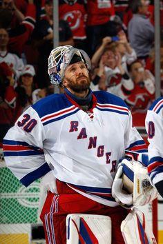 44cea0c93 Henrik Lundqvist Photo - New York Rangers v New Jersey Devils - Game Six  Rangers Hockey