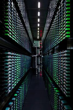 Centres de Données / La Technologie / Google