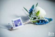 %KateMaxwellPhotography Rustic Boutonniere