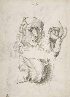 Self-portrait, Albrecht Durer