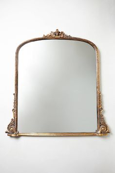 Anastasia Mirror - anthropologie.com 398.00 This (or a mirror like it) would be GORGEOUS above a dresser.