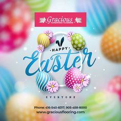 Team Gracious Hardwood Flooring wishes you all a very very 𝐇𝐚𝐩𝐩𝐲 𝐄𝐚𝐬𝐭𝐞𝐫 𝐃𝐚𝐲. Happy Easter Day, Easter Weekend, The Tile Shop, Flooring Store, Easter 2020, Free Quotes, Floor Design, Decorating Your Home, Hardwood Floors