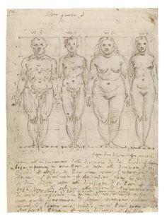 Leonardo da Vinci and the Codex Huygens - fol. 52 - The Morgan Library & Museum Online Exhibitions