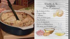 26122015_lcdj_recette_de_la_tartiflette_de_magalie.pdf *La tartiflette* est une recette datant du *début des années 80*, époque à laquelle le Syndicat Interprofessionnel du reblochon l'aurait mise au point afin de relancer le célèbre fromage de