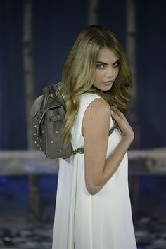 LFW Highlights: Mulberry Fall 2014
