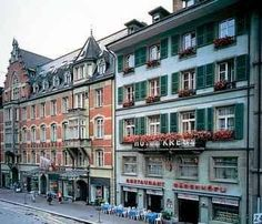 Hotel Kreuz, Bern, Switzerland