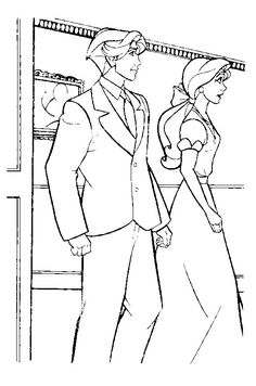 coloring page Anastasia on Kids-n-Fun. At Kids-n-Fun you will always find the nicest coloring pages first! Cool Coloring Pages, Coloring Pages To Print, Adult Coloring Pages, Coloring Pages For Kids, Coloring Sheets, Coloring Books, Kids Coloring, Disney Princess Coloring Pages, Disney Princess Colors