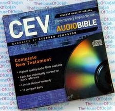 CEV Audio Bible    Contemporary English Version - New Testament