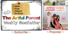 Good suggestions:  whole site  My Favorite Kids' Art Supplies - The Artful Parent