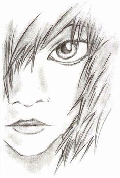 Anime is way I lib to draw