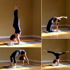 Want to Balance in Forearm Stand? Yes! Yes I do want to be able to & this yoga sequence will get you there!