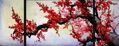 324-asian-wall-art-3.jpg (1141×449) - Try to gel transfer?