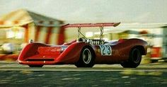 Ferrari 612 Chris Amon Stardust GP Can Am 1968