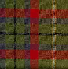 The Mayo county tartan. where my family is from :)