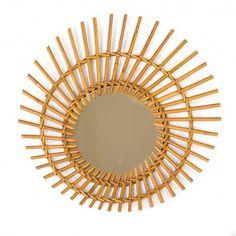 "Miroir soleil vintage ""Formentera"""