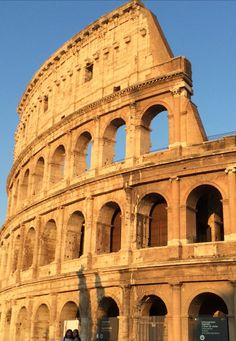 Coliseum!