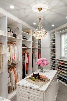 Luxus Begehbarer Kleiderschrank U2013 120 Modelle! | Ankleidezimmer | Pinterest