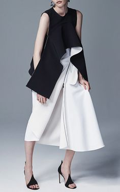 Maticevski Spring Summer 2016 Look 33 on Moda Operandi