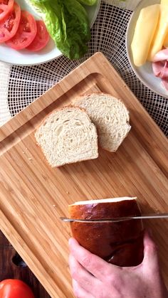 Good Food, Yummy Food, Food Crafts, Food Humor, Food Videos, Bread Recipes, Bakery, Easy Meals, Food And Drink