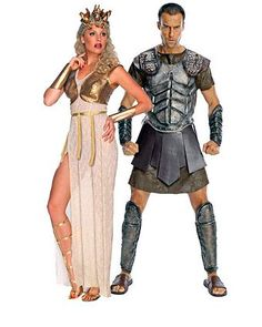 Clash of the Titans Athena Adult Costume | Wholesale Couples Halloween Costume for Women  sc 1 st  Pinterest & 100+ best Costumes images on Pinterest | Carnivals Costume ideas ...