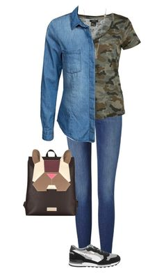 """My ootd"" by mpociute on Polyvore featuring Frame Denim and Jacqueline De Yong"