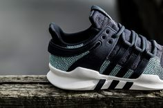 reputable site 0be21 ec774 A Closer Look at the adidas x Parley EQT Support ADV