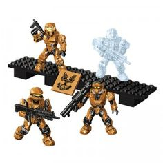 Halo UNSC Orange Combat Unit