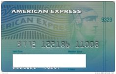 American Express  cads FFZ8