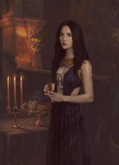 f Sorcerer Noble Robes Necklace Castle story Aurelia by BellaBergolts Deviantart lg & xlg (saved) Witch Characters, Fantasy Characters, Female Characters, Fantasy Art Women, Fantasy Girl, Character Portraits, Character Art, Character Ideas, Fantasy Artwork