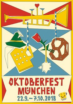 Oktoberfest has gathered international recognition and status and is celebrated in areas outside Germany too. Nevertheless we're listing the fun facts for you National Holidays, Germany Travel, Fun Facts, Celebrities, Tvs, September, Posters, Oktoberfest, Germany