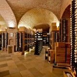 The magnificent Wine Cellar in the Palais Coburg was constructed inside historical ruins from the 16th century. The Wine Archive and champagne cellar consist of six different rooms, each with a unique character and specific dedication. 60,000 bottles are stored here in a 755 square-meter area. This collection of precious, rare wines is among the best in the world and has received numerous awards. A wide range of wine cellar tours and tastings are offered at the Palais Coburg.