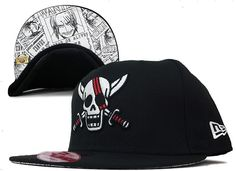 Shanks One Piece New Era Hats 6661! Only $8.90USD