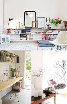 The secret is to dream | BLOG: Zwevend meubilair • Deel 7 van de Klein wonen serie • Kleine tips om groot te wonen