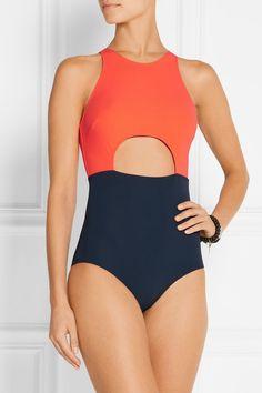 Flagpole Swim