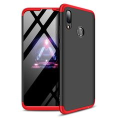 Amazon.com: Mybloo Case for Huawei P Smart 2019 Case/Honor 10Lite Case [3 in 1] 360 Degrees Full Body Protection,[Anti-Scratch] [Shockproof] Matte Ultra Slim PC Hard Case for Huawei P Smart 2019 (Black+Red): Gateway
