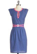 Dessert Swap Dress | Mod Retro Vintage Dresses | ModCloth.com