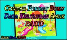 Contoh Format Buku Data Kelulusan Anak PAUD Format Word (doc)