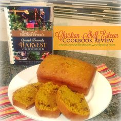 My review of Wanda E. Brunstetter's Amish Friends Harvest Cookbook. #Amish #cookbook #recipes #canning #gardening #preserving #homesteading