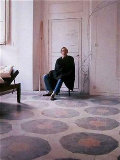 Cy Twombly's House in Rome
