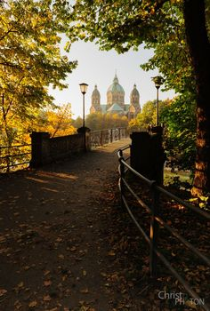Global has a program in Munich, Germany. Lukas, Munich, Bavaria, Germany (by St. Lukas by Christoph Dohmesen) Munich Germany, Bavaria Germany, Visit Germany, Places To Travel, Places To See, Wonderful Places, Beautiful Places, München City, Grand Parc