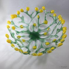 "Coral Lattice Bowls (8""-10"") -BP8"