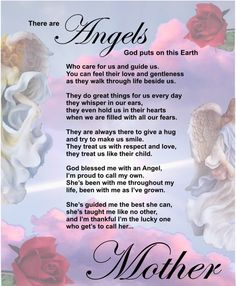 mother poems - Google Search